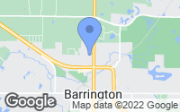 Map of Barrington, IL
