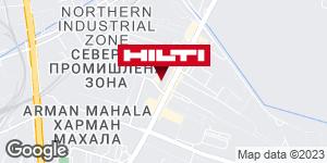 Hilti магазин София (Младост)