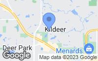 Map of Kildeer, IL