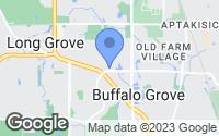 Map of Buffalo Grove, IL