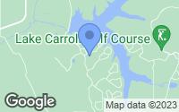 Map of Lanark, IL