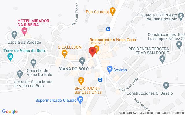 Administración nº1 de Viana Do Bolo