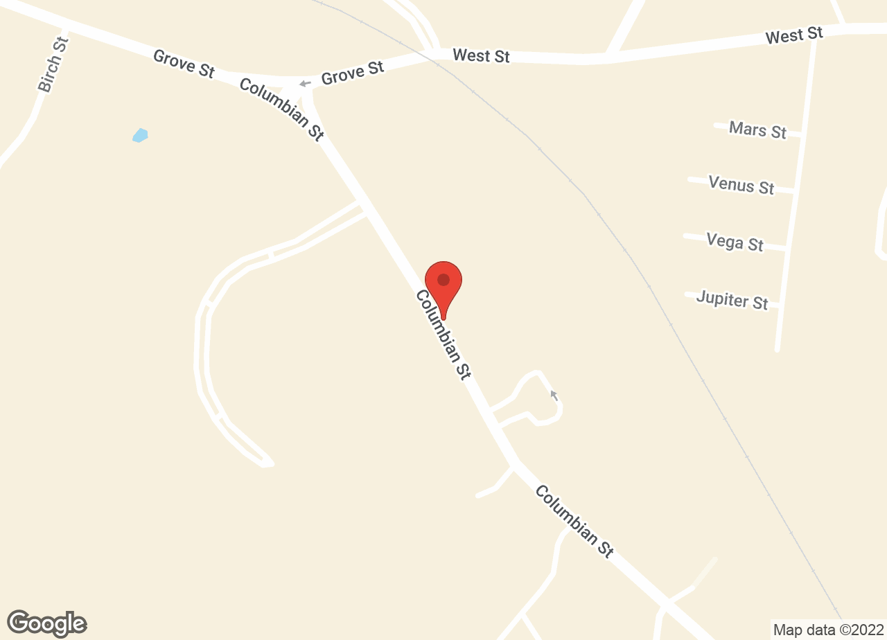 Google Map of VCA South Shore (Weymouth) Animal Hospital
