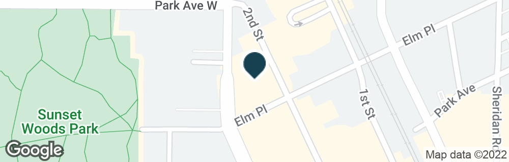 Google Map of655 ELM PL