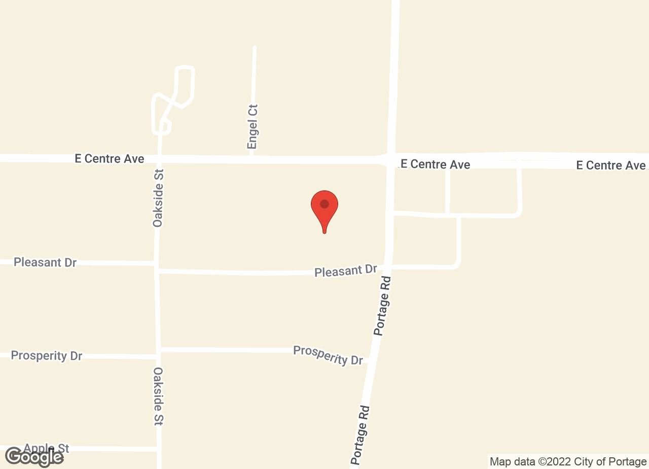 Google Map of VCA Portage Animal Hospital