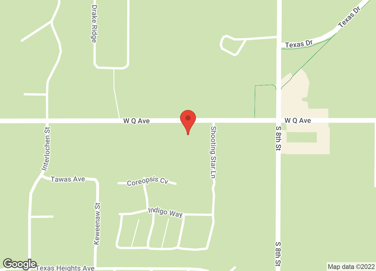 Google Map of VCA Texas Corners Animal Hospital