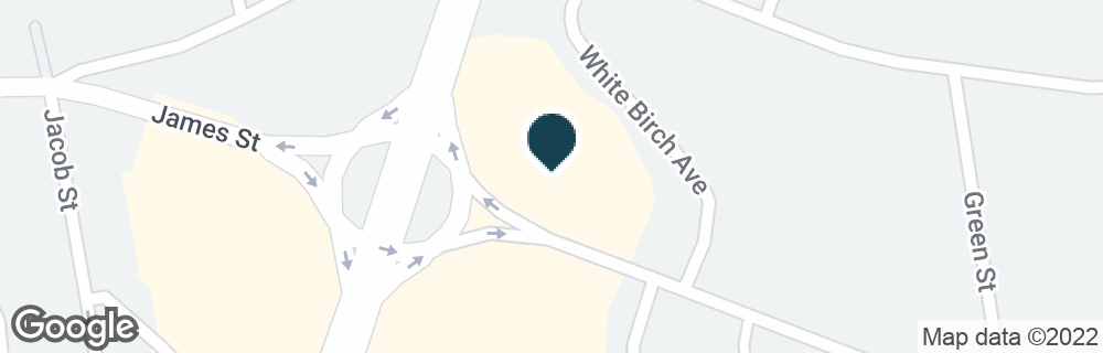 Google Map of583 JAMES ST
