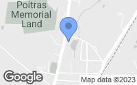 Map of Holliston, MA