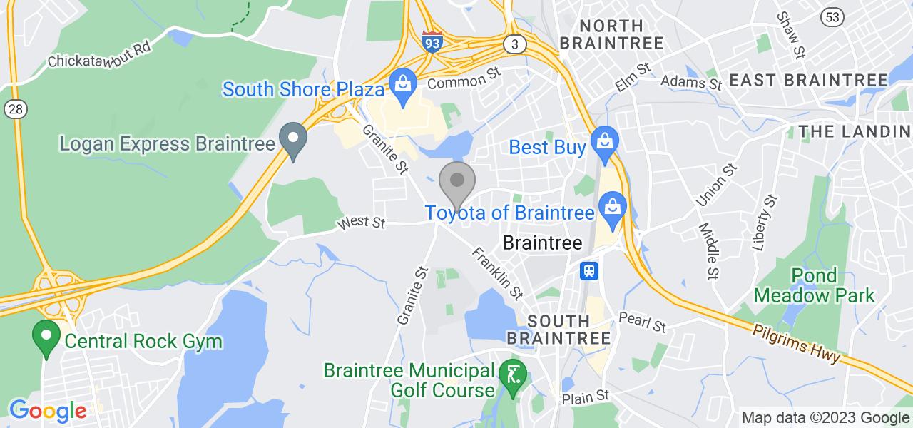 20 Ellsmore Terrace, Braintree, MA 02184, USA
