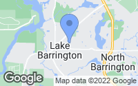 Map of Lake Barrington, IL