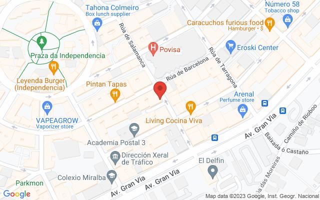 Administración nº18 de Vigo