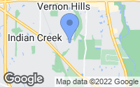 Map of Vernon Hills, IL