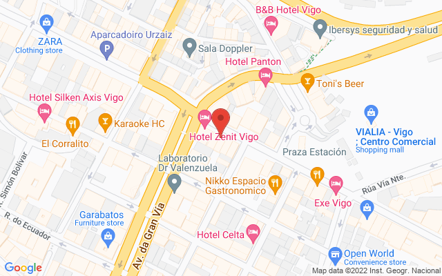 Administración nº28 de Vigo