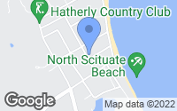 Map of Scituate, MA