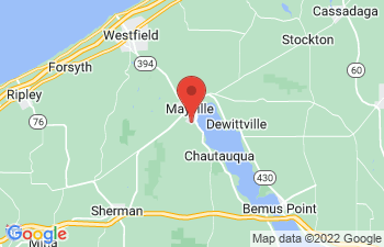 Map of Chautauqua
