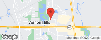 Map of 977 Lakeview Pkwy in Vernon Hills