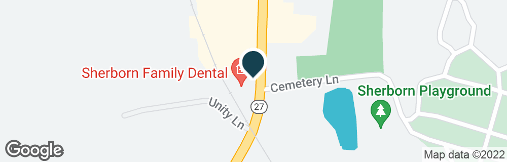 Google Map of19 N MAIN ST