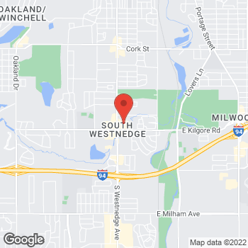 Map of Citi Trends at 4425 Westnedge Rd, Kalamazoo, MI 49008