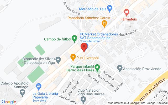 Administración nº13 de Vigo