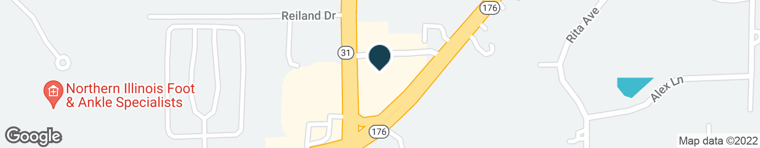 Google Map of315 N IL ROUTE 31