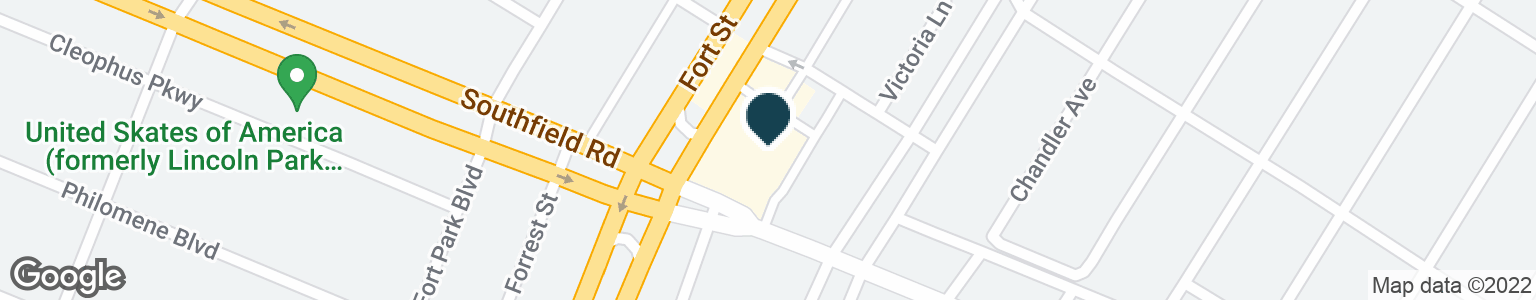 Google Map of1765 FORT ST