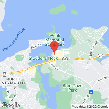 Map of Bed Bath & Beyond at 9 Shipyard Drive, Hingham, MA 02043