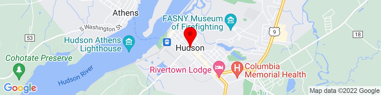Google Map of 42.2528649, -73.790959
