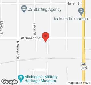 1001 W Ganson St