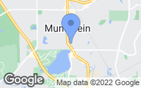 Map of Mundelein, IL