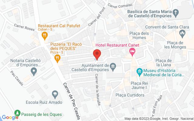 Administración nº1 de Castelló D'empúries