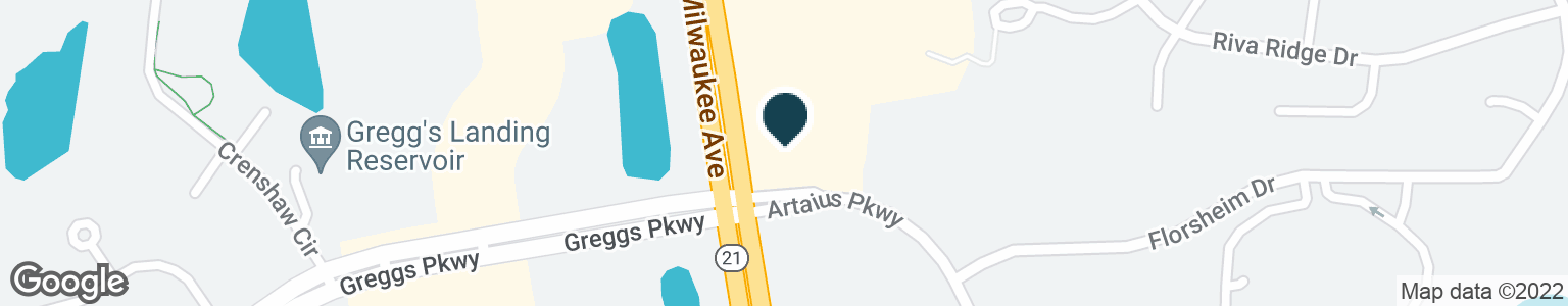 Google Map of1470 S MILWAUKEE AVE