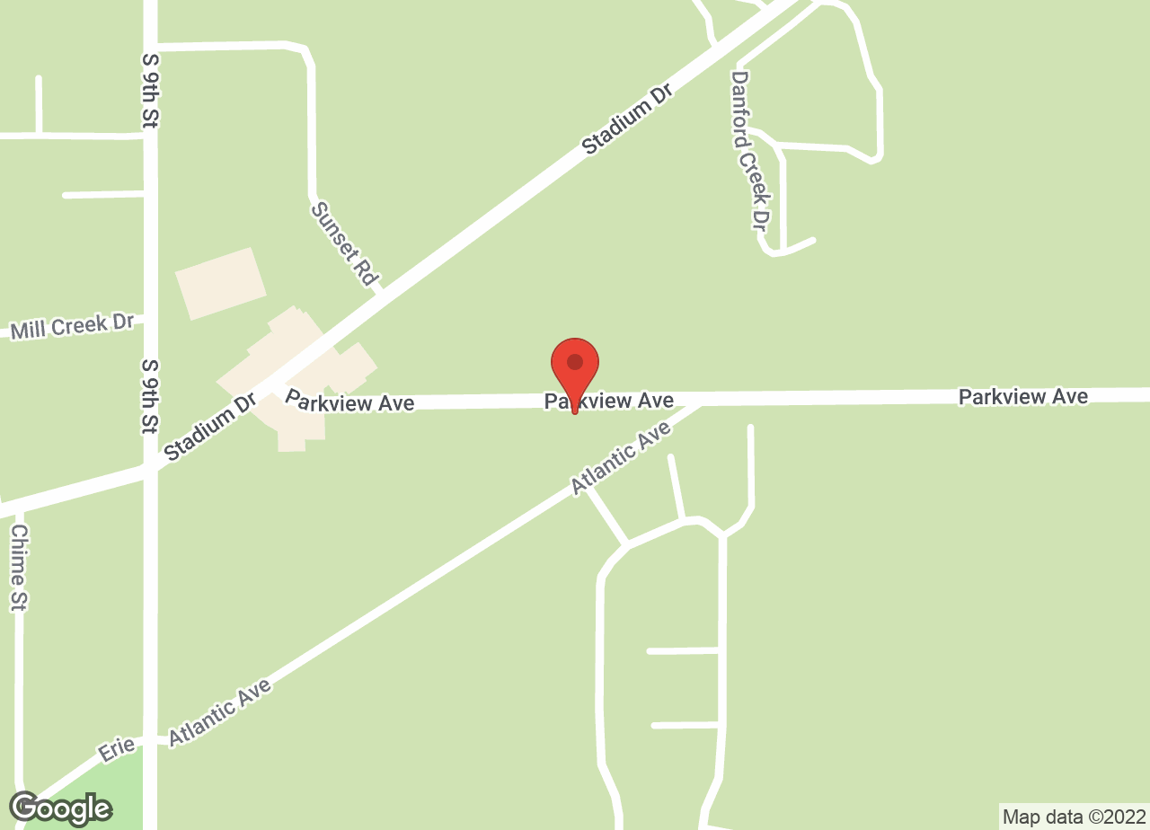 Google Map of VCA Oshtemo Animal Hospital