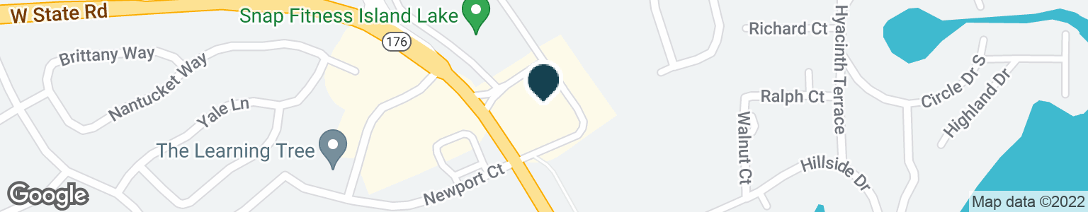 Google Map of442 W STATE RD