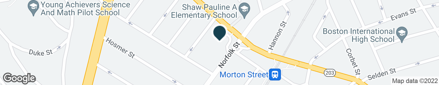 Google Map of825 MORTON ST