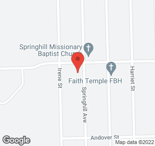 3724 SPRING HILL Avenue