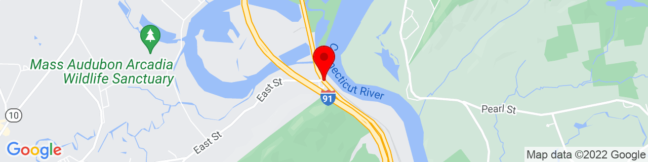 Google Map of 42.2862015, -72.6162009
