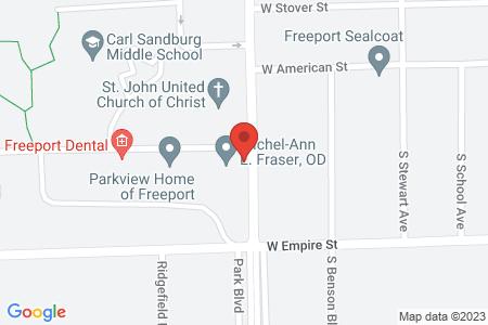 static image of1120 S. Park Blvd, Freeport, Illinois