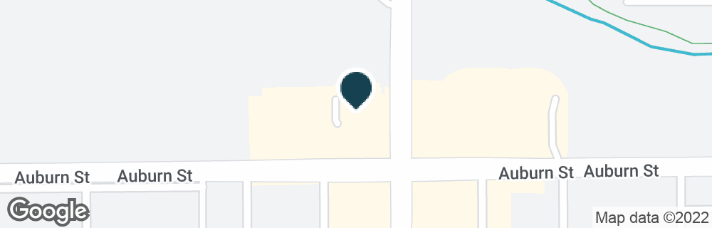 Google Map of3803 AUBURN ST