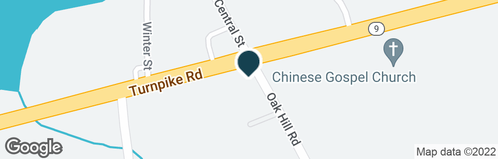 Google Map of78 TURNPIKE RD