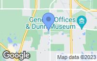 Map of Mundelein, IL