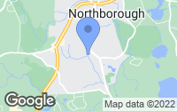 Map of Northborough, MA