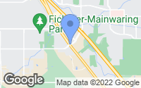 Map of Medford, OR