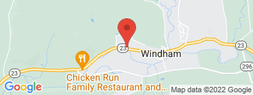 Map of Catskill Mountain Country Store - Windham