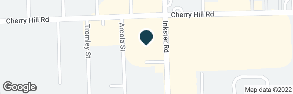 Google Map of120 INKSTER RD