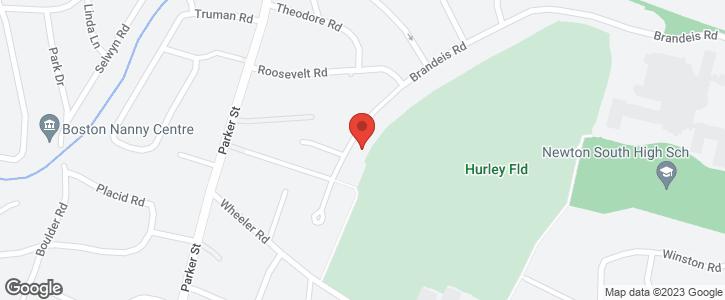 17 Brandeis Road Newton MA 02459