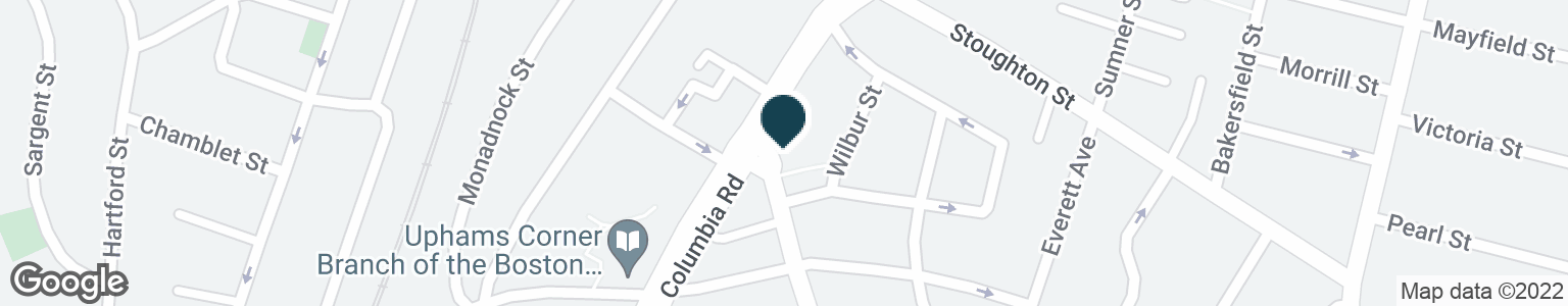 Google Map of533 COLUMBIA RD
