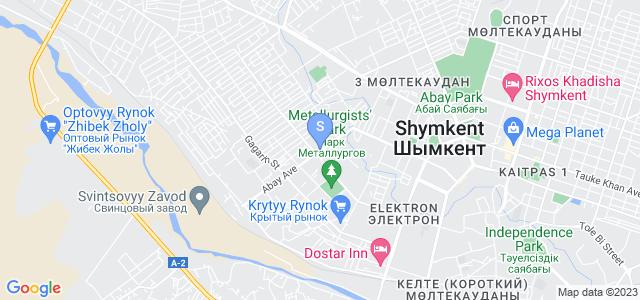 Location of Orbita Boutique on map
