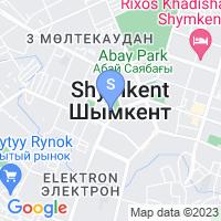 Location of Grand Shymkent on map