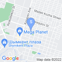 Location of Megapolis on map