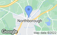 Map of Northborough, MA